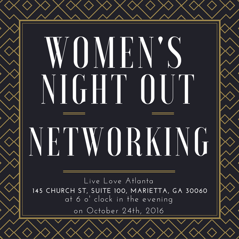 Women's Night Out Networking Event